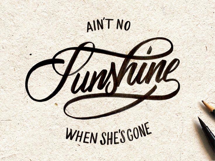 Project365 #79 Ain't No Sunshine When She's Gone - Original: http://ift.tt/1gIVf35