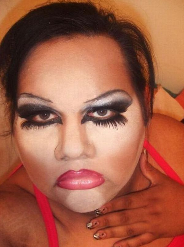 10 Epic Makeup Fails That Will Forever Haunt Your Dream