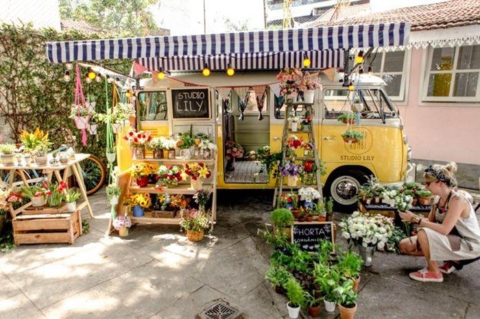 Especial – Floricultura Pop Up Kombi ‹ Eu Também Decoro – Blog de decoração, design e arquitetura.
