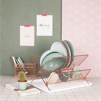 Copper Dish Rack - Mench Living