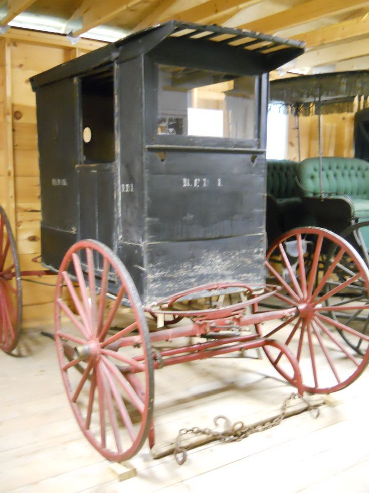 Horse drawn mail stagecoach. https://www.youtube.com/user/Viewwithme