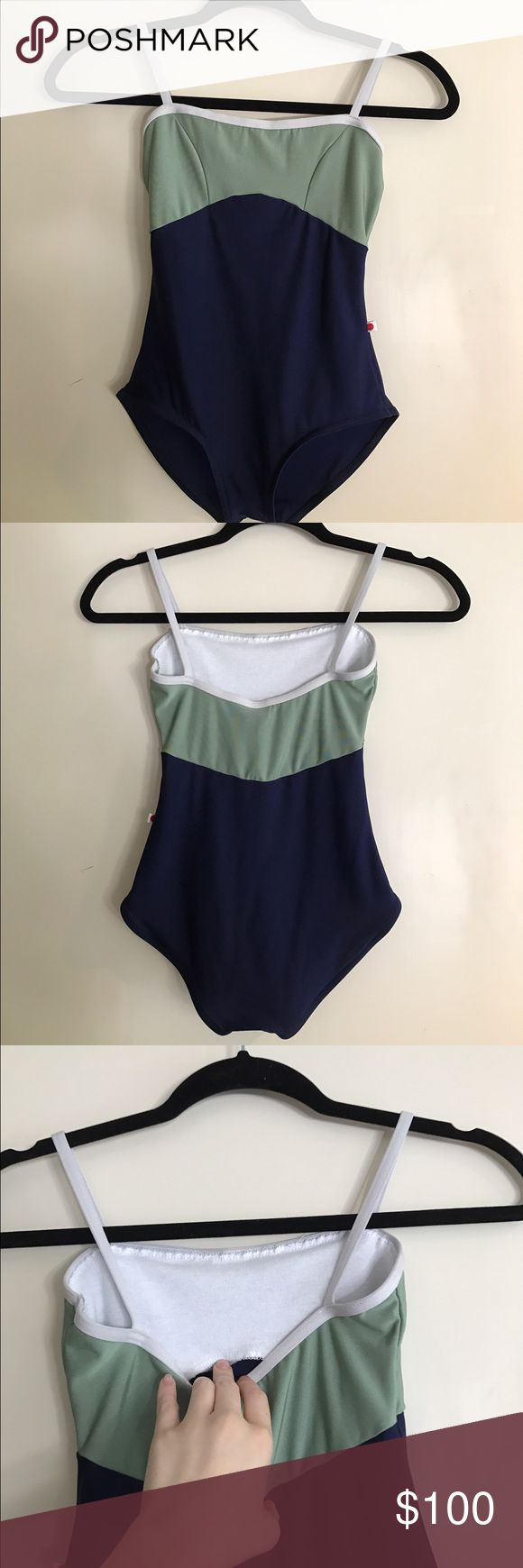 Yumiko style Denise Yumiko style Denise in N-Malta top, N-Dark Blue bottom, and N-Antique trim! Size XS and bust lining! Yumiko Other