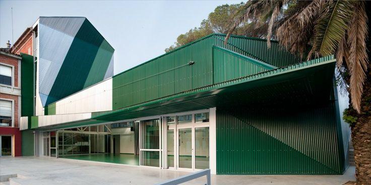 Puigbert school_Mias Arquitectes