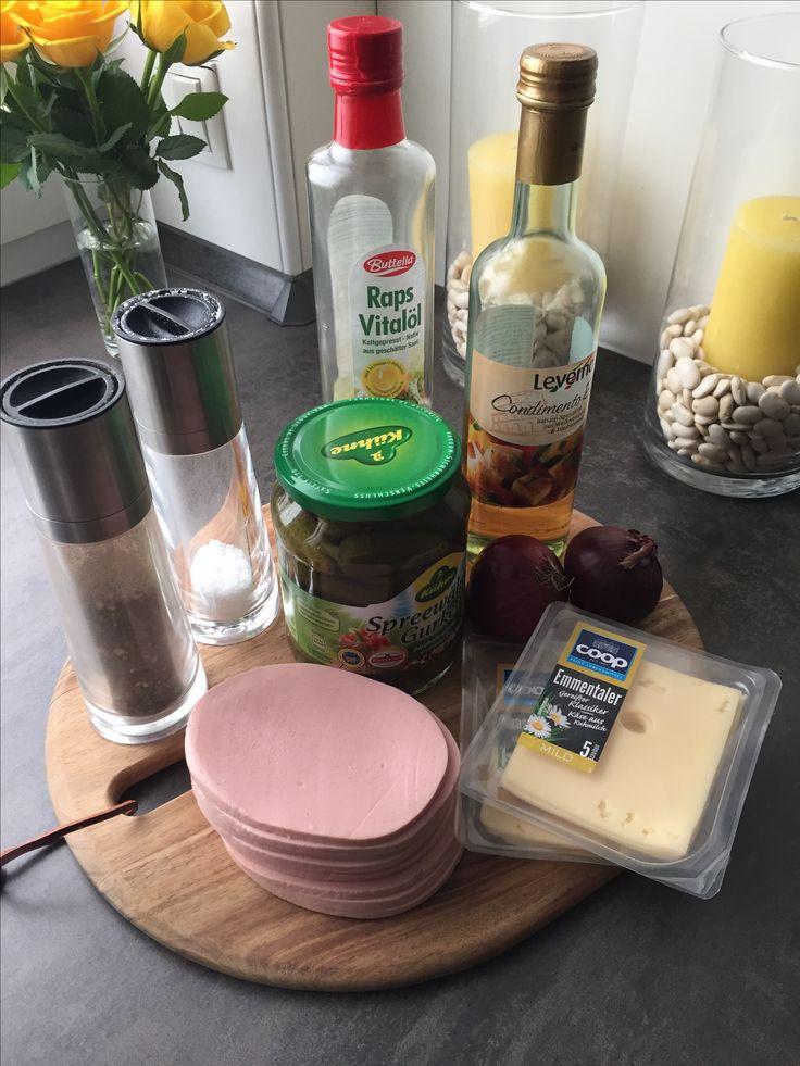 Elsässer Wurstsalat  Einfach - genial - lecker