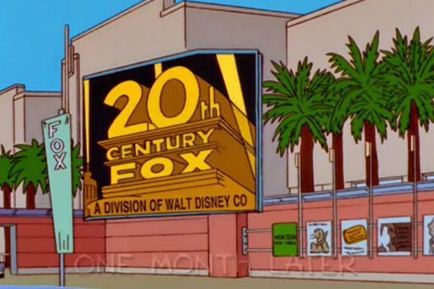 "What cultural phenomenon will ""The Simpsons"" prove true next?  ""The Simpsons"" predicted that Disney would purchase 21st Century Fox, which was then known as 20th Century Fox, nearly two decades before the companies announced a $52.4 billion merger on Thursday.  It's from the Season 10 episode ""When You"