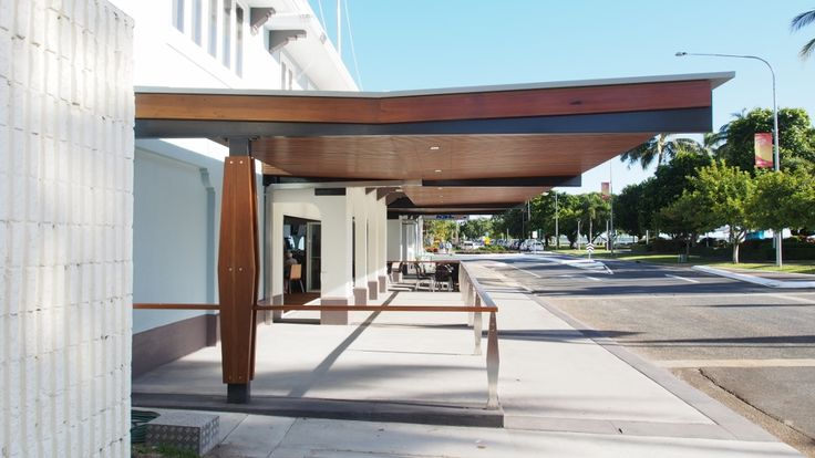 Returned Services League External Dining Additions completed by Field Construct