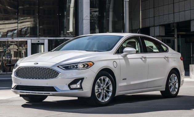 Ford Fusion 2020 With Powerful Engine Luxury Design And Advanced