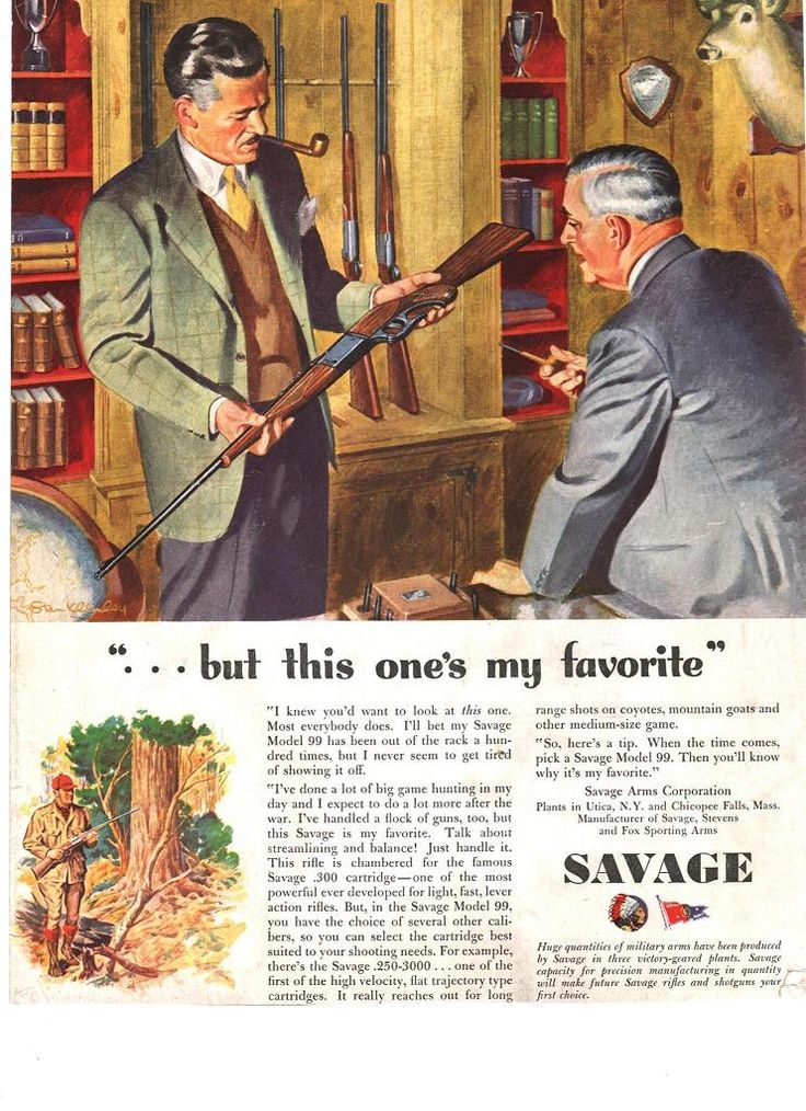 Image result for savage 99 catalog illustration