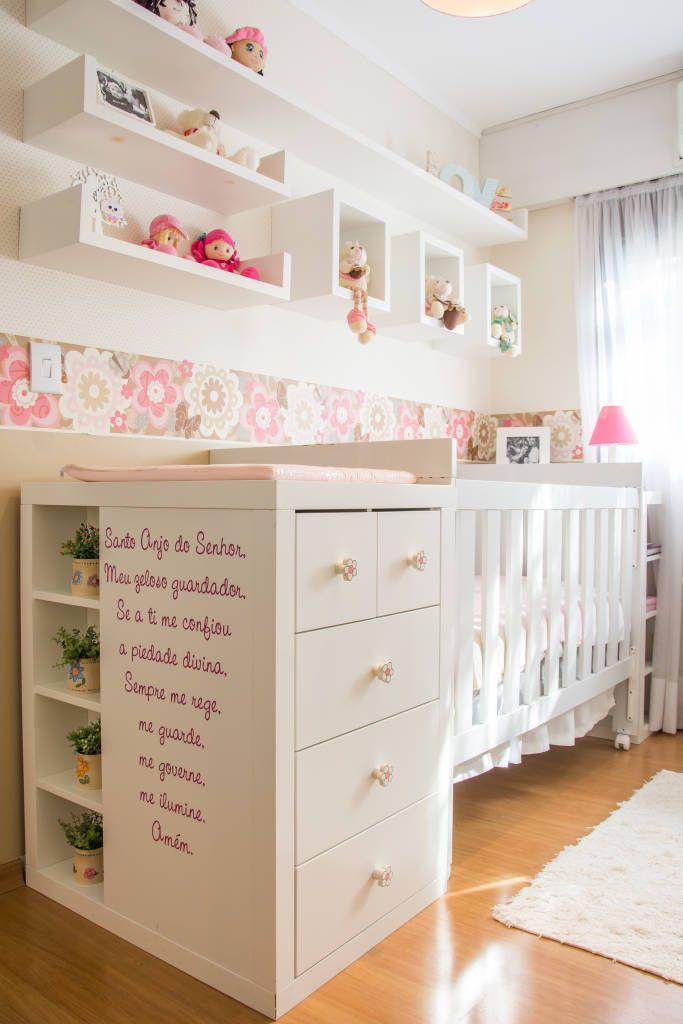 Dormitório Bebê (de Studio C.A. Arquitetura)