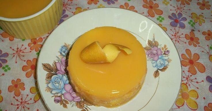 Mango Pannacotta