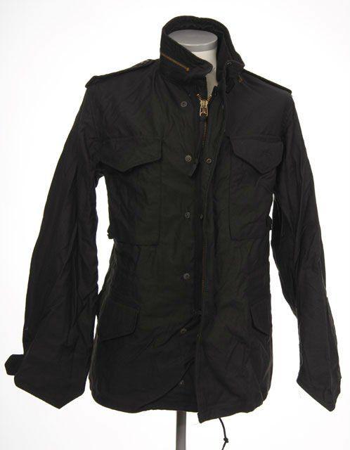 М-65: осенняя мужская куртка