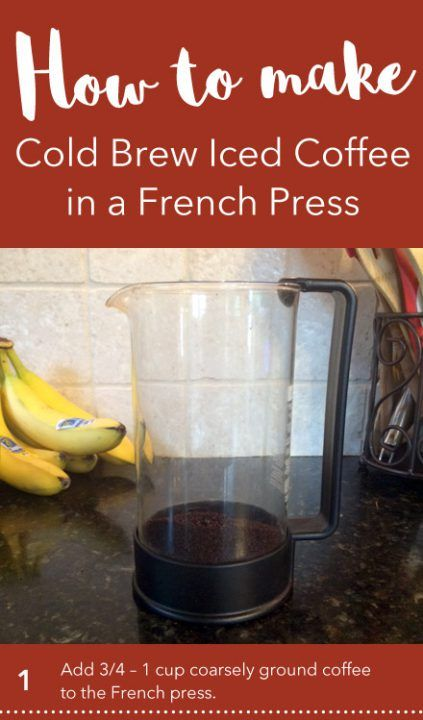 Prior to discovering cold brew I had gone without coffee for years - gasp! - because I couldn't stand it black. So happy to have coffee back in my life!
