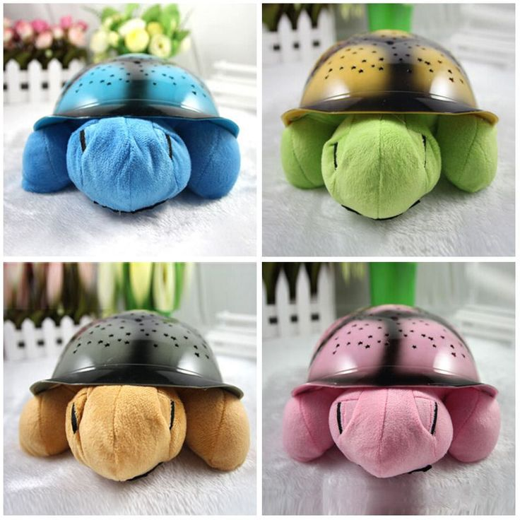 4 Light Music Turtle Lamp LED Night Light Stars Projector USB Operated Song Musical Luminaria Lamp For Baby Room Decoration #Affiliate