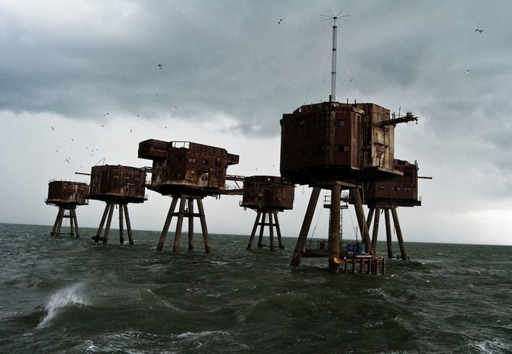 Most Beautiful Abandoned Places in the World