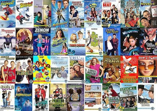 Miss the old Disney Channel Original Movies