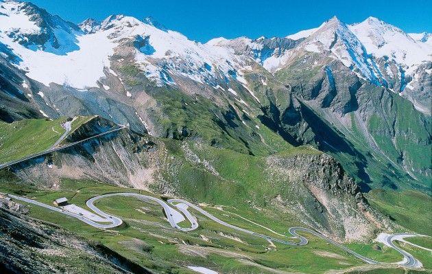 Droga Alpejska - Großglockner Hochalpenstraße (Austria)