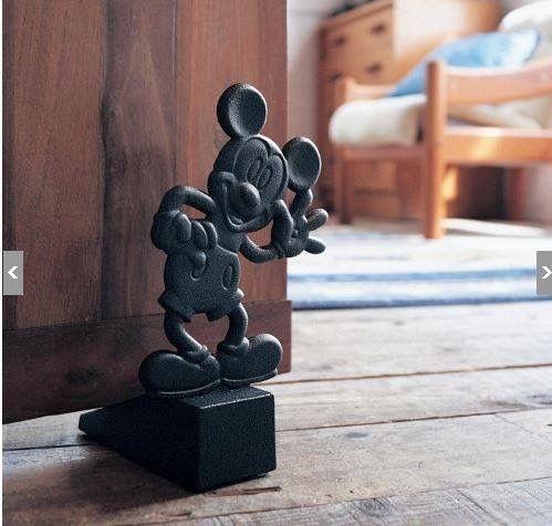Mickey Mouse Door Stop