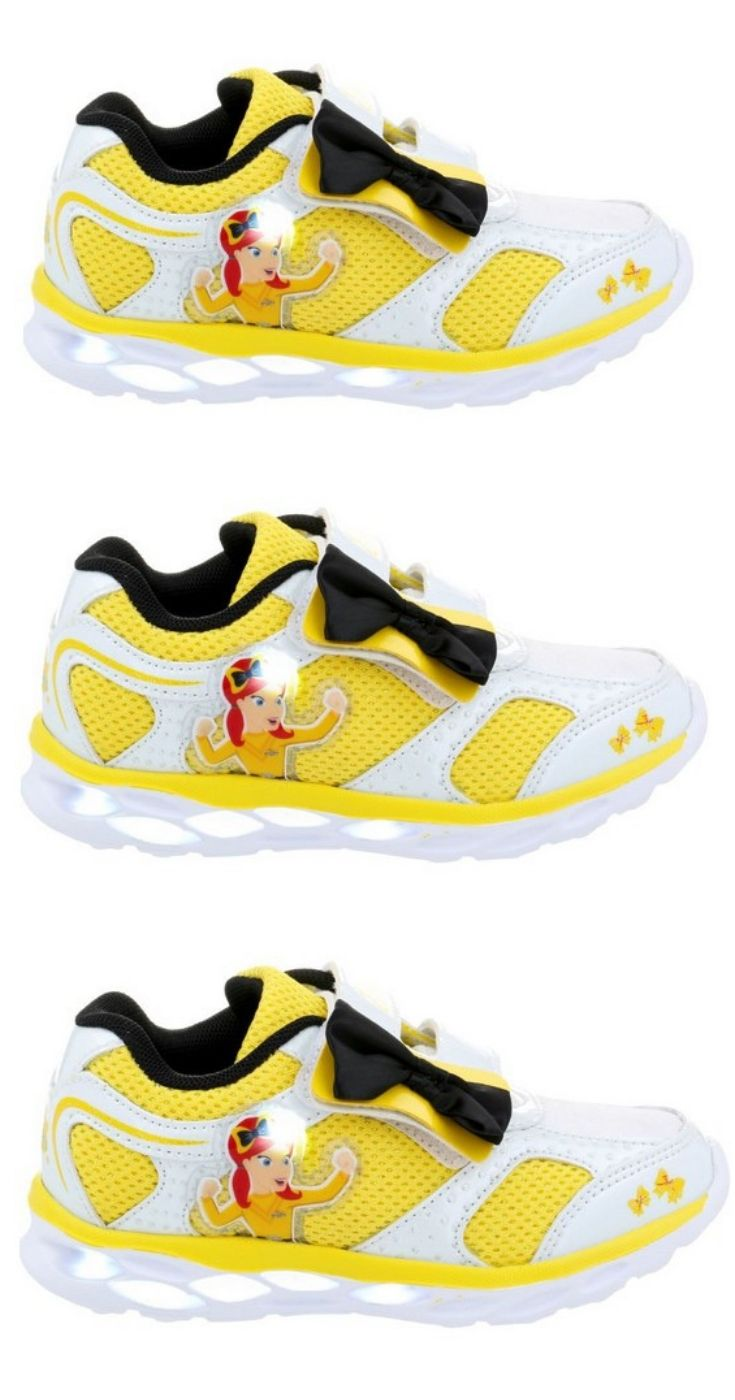 8a93c5df29d7 Light-up Emma trainers are here!  thewiggles  emma  wiggles  lightupshoes   kidsshoes