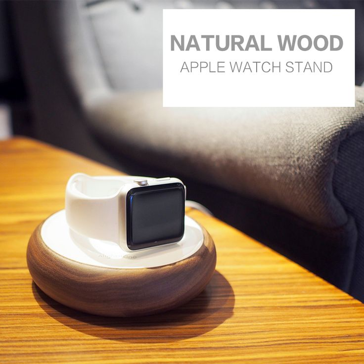 ==> [Free Shipping] Buy Best For Apple Watch Stand100% Natural Wood Charging Dock Charge Station Stock Cradle Holder for Apple Watch Both 38mm and 42mm Online with LOWEST Price | 32698504966