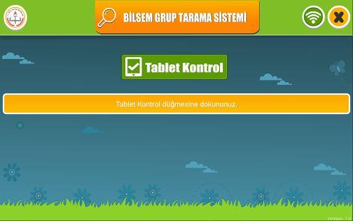 MEB Bilsem Grup Tarama DEMO- ekran görüntüsü küçük resmi