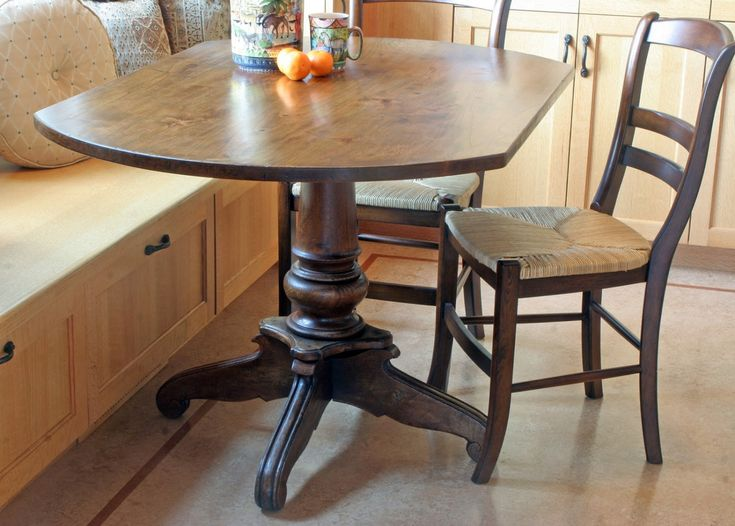 Small Oval Kitchen Table - Small Kitchen Remodel Ideas On A Budget Check  more at http