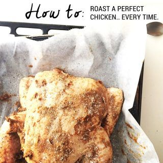 How to Roast The Perfect Chicken Every Time