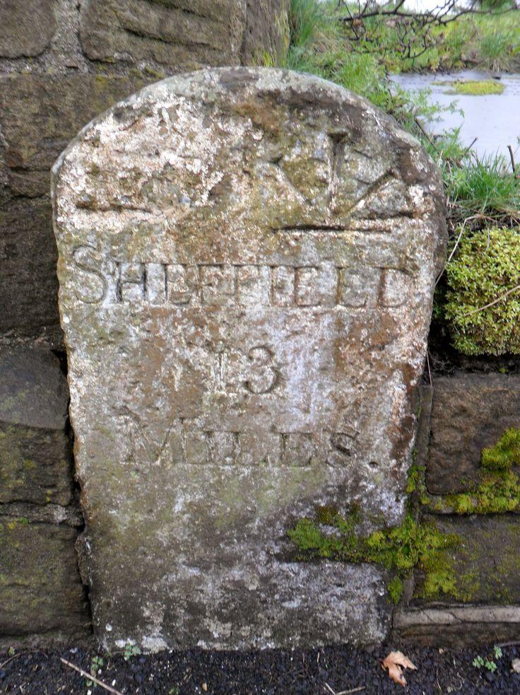 Penistone, Milestone, Sheffield 13    SE 2471 0333