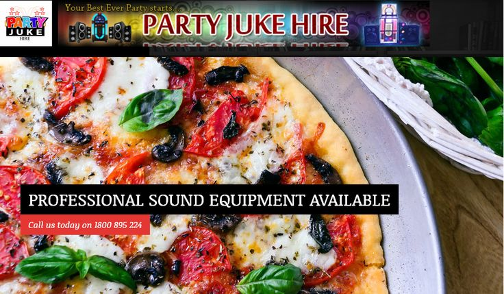 Jukebox Hire Brisbane providing reliable and efficient machines on hire, we are also known for providing other related services that might come in handy when you are busy hosting the party.  For More Information Visit: -  http://partyjukehire.com.au/ultimate-party-pack/#