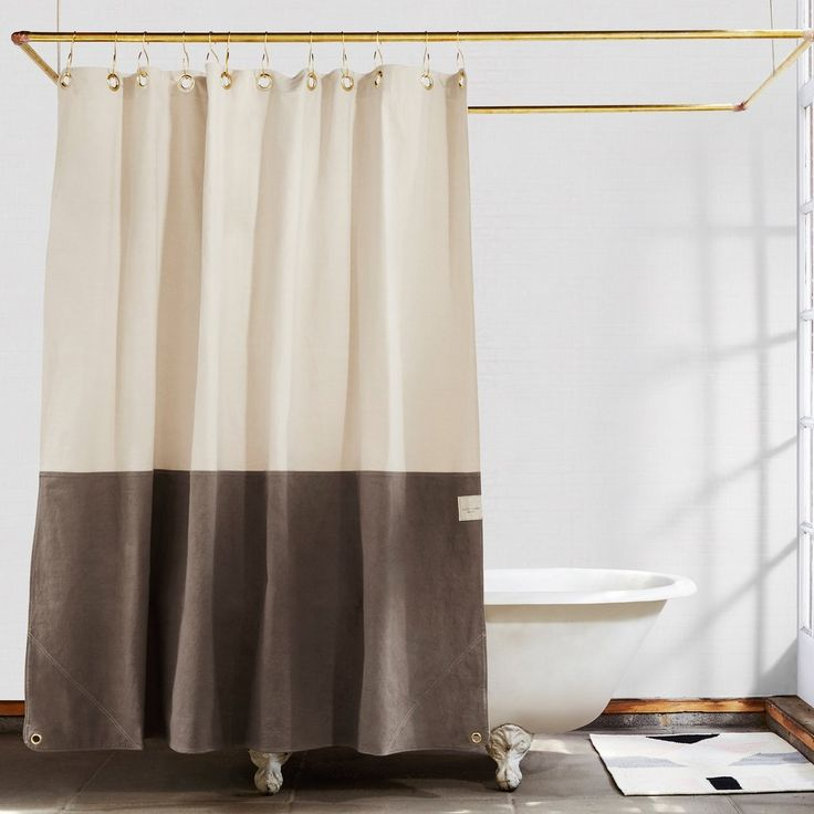 Best 25 Canvas Curtains Ideas On Pinterest Drop Cloths Screened Porch Curtains And Drop