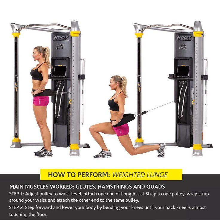 Quad workout