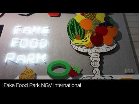 Fake Food Park: Marti Guixe for Kids | TOT: HOT OR NOT