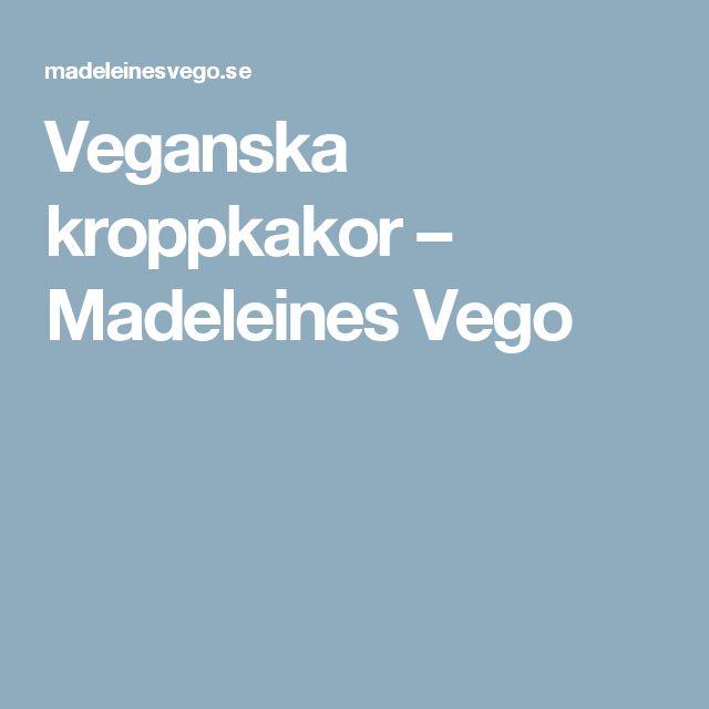 Veganska kroppkakor – Madeleines Vego