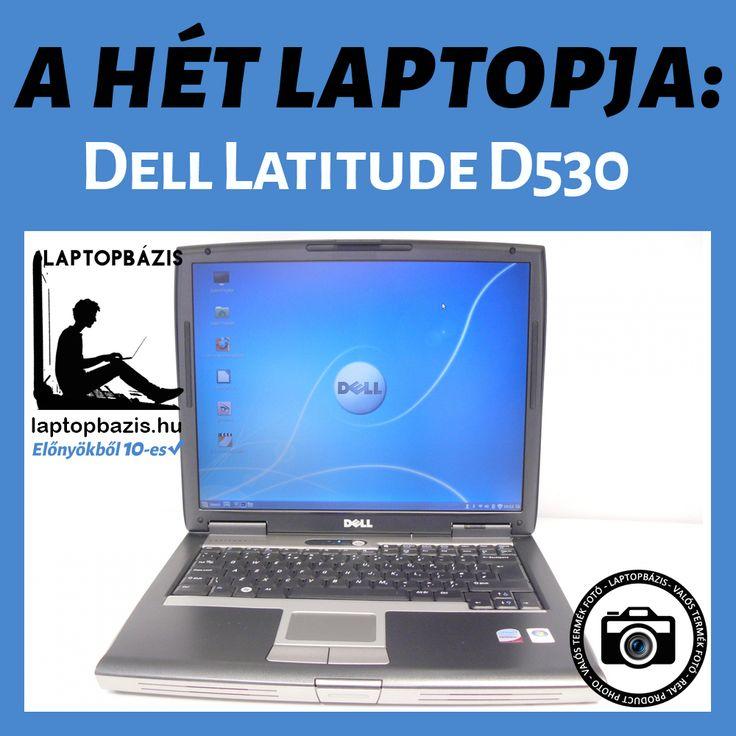Dell Latitude D530 http://laptopbazis.hu/termek/dell-latitude-d530-laptop-intel-core-2-duo-t7500-141-lcd-kijelzo-dvdrw-wifi/387