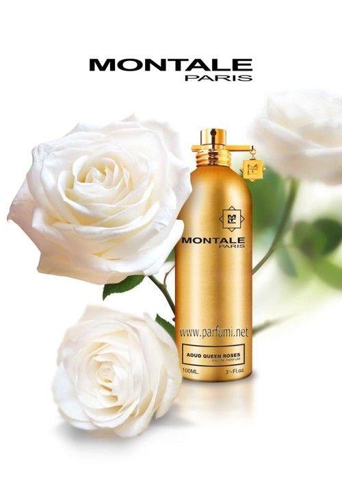 Aoud Queen Roses дамски парфюм от Montale има невероятни свежи акорди на разцъфваща роза в цялата й прелест.