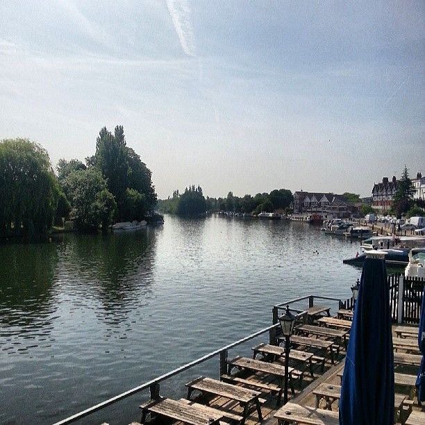 Henley-on-Thames in Oxfordshire, Oxfordshire