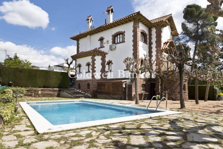 Preciosa casa unifamiliar de época. | Sant Cugat Del Vallés | B00651SQ | Coldwell Banker Sant Cuga