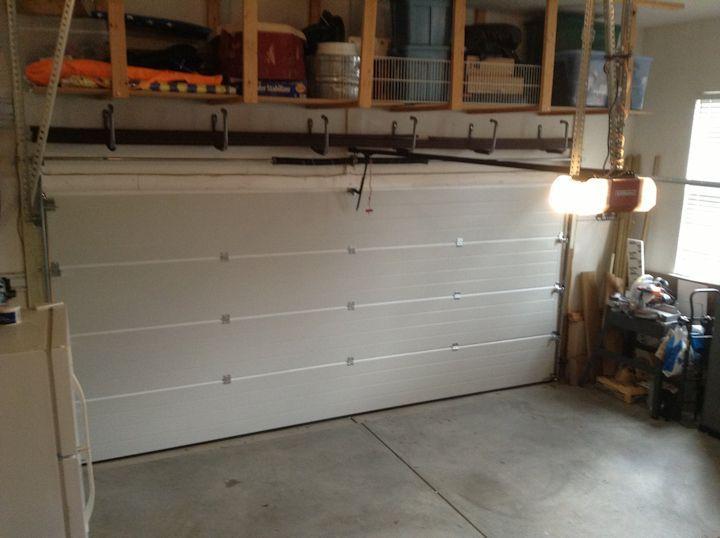 Elegant Garage Door Insulation Blankets