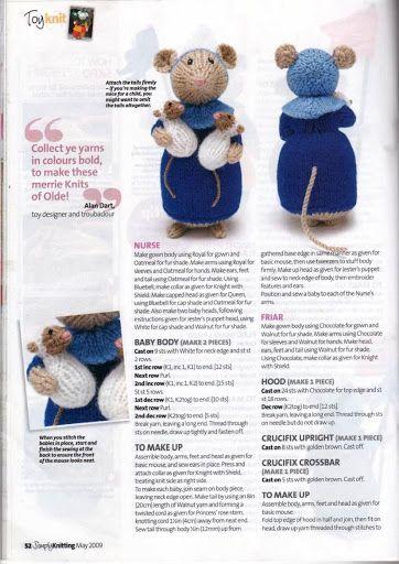 Simply Knitting - May 2009 - Laura C - Picasa Webalbums
