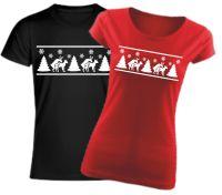 Vtipné vianočné tričko s potlačou Vianočné soby. Toto originálne tričko na spríjemnenie zimných a vianočných chvíľ je vhodné ako darček. Najoriginálnejšie a najvtipnejšie tričká jedine na fajntričko.sk.