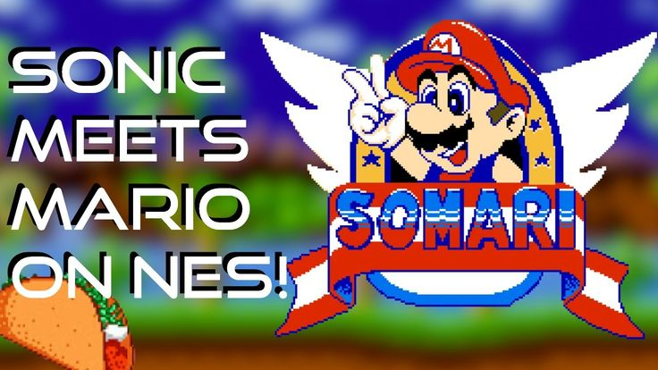Somari NES Review! | A NES Mario and Sonic Bootleg Crossover!