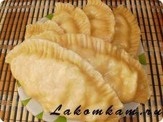 Польские вареники с картошкой
