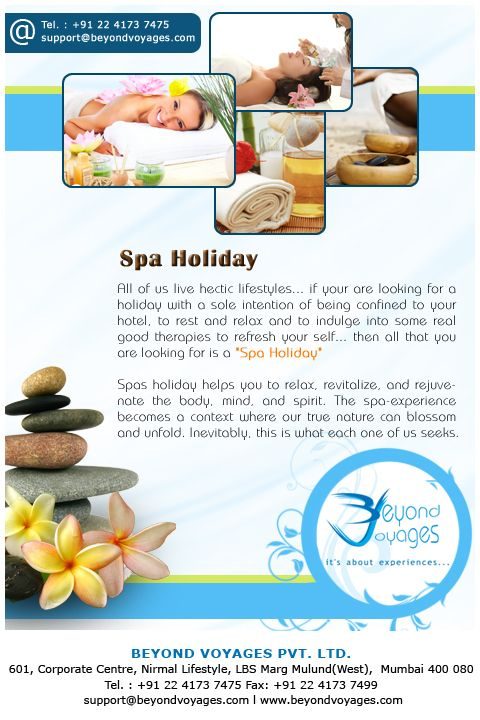 42 best images about spa ad   flyer on pinterest