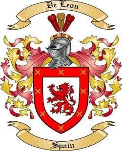 de León coat of arms - Google Search