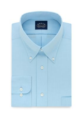 Eagle Aquamarine Big  Tall Non Iron Dress Shirt