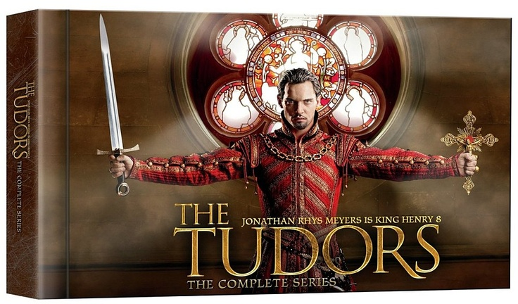 Les Tudors, l'intégrale totale en dvd/blu-ray