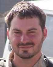 Sgt. 1st Class Daniel B. Crabtree