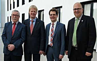 Toxo apuesta por incorporar a las empresas alemanas a proyectos de formación dual