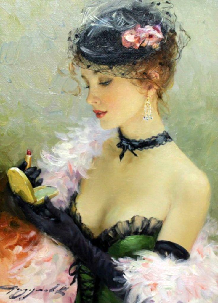 Картинки по запросу образ женщины в искусстве
