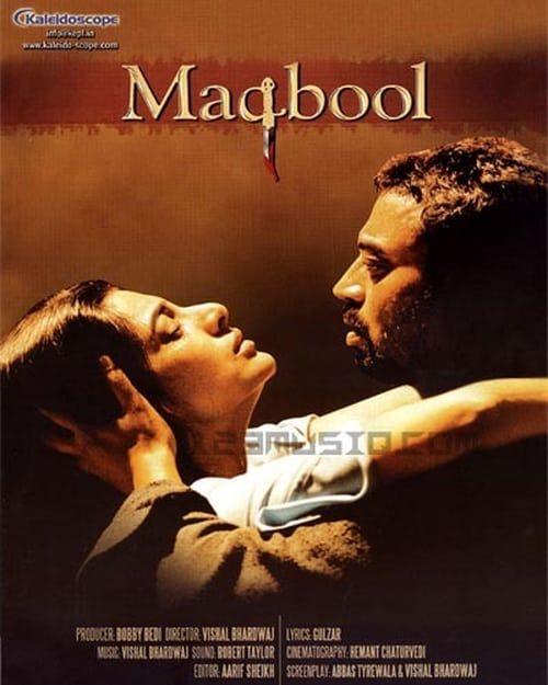 [[>>1080P<< ]]@ Maqbool Full Movie Online 2003   Watch Maqbool (2003) Full Movie   Download Maqbool Free Movie   Stream Maqbool Full Movie   Maqbool Full Online Movie HD   Watch Free Full Movies Online HD    Maqbool Full HD Movie Free Online    #Maqbool #FullMovie #movie #film Maqbool  Full Movie - Maqbool Full Movie