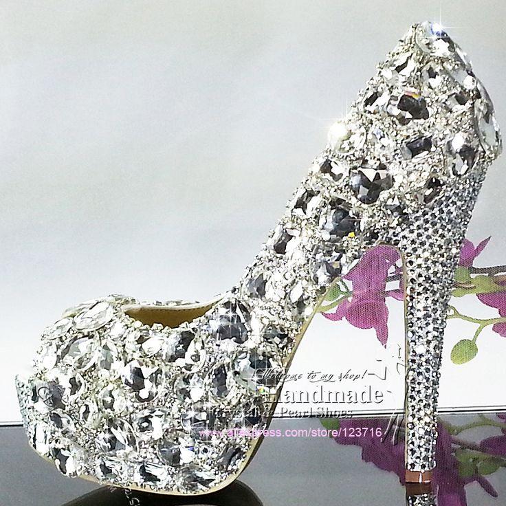 Best 17 Wedding Shoes images on Pinterest | Weddings
